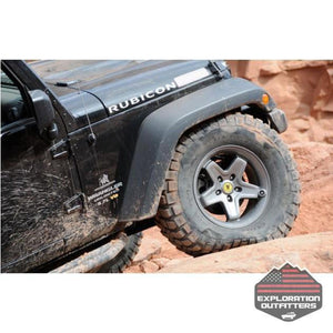 AEV JK Pintler Wheel - ExplorationOutfitters.com