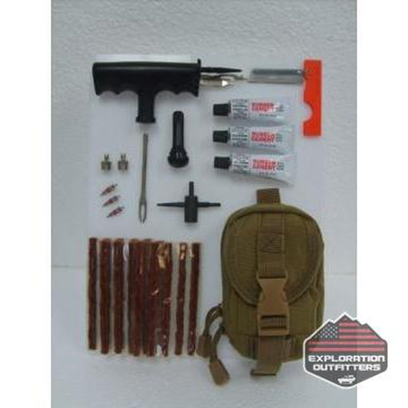 Extreme Outback Powersports Tire Repair Kit - ExplorationOutfitters.com