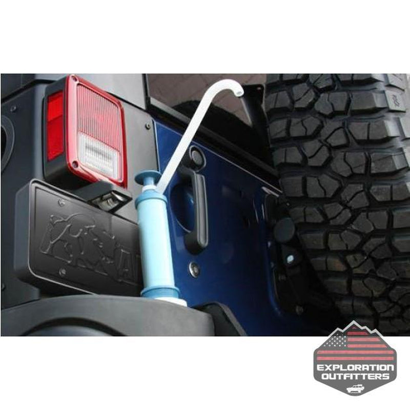 AEV JK Rear Bumper Pump Kit - ExplorationOutfitters.com