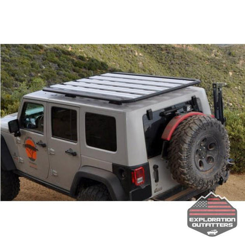 AEV Roof Rack - 2007-2017 Jeep Wrangler