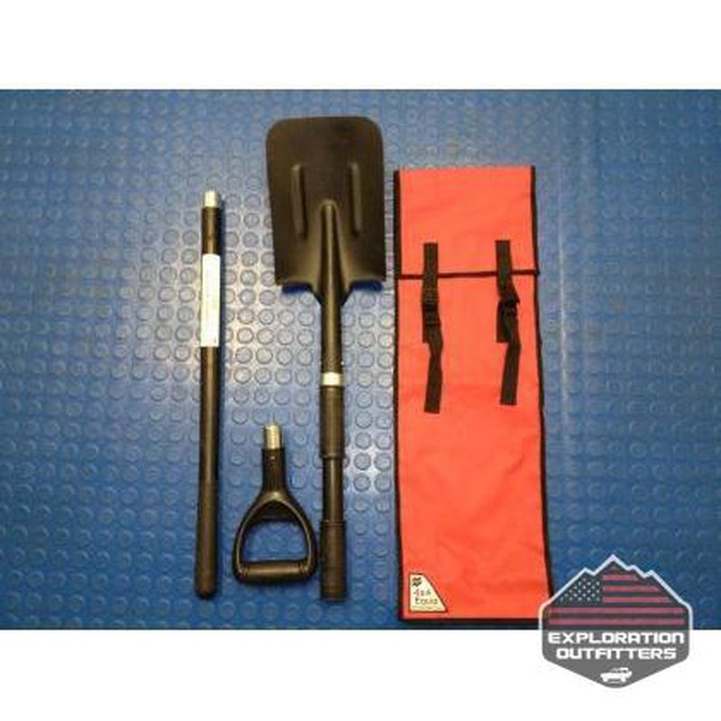 Extreme Outback Ultimate Overland Recovery Shovel - ExplorationOutfitters.com