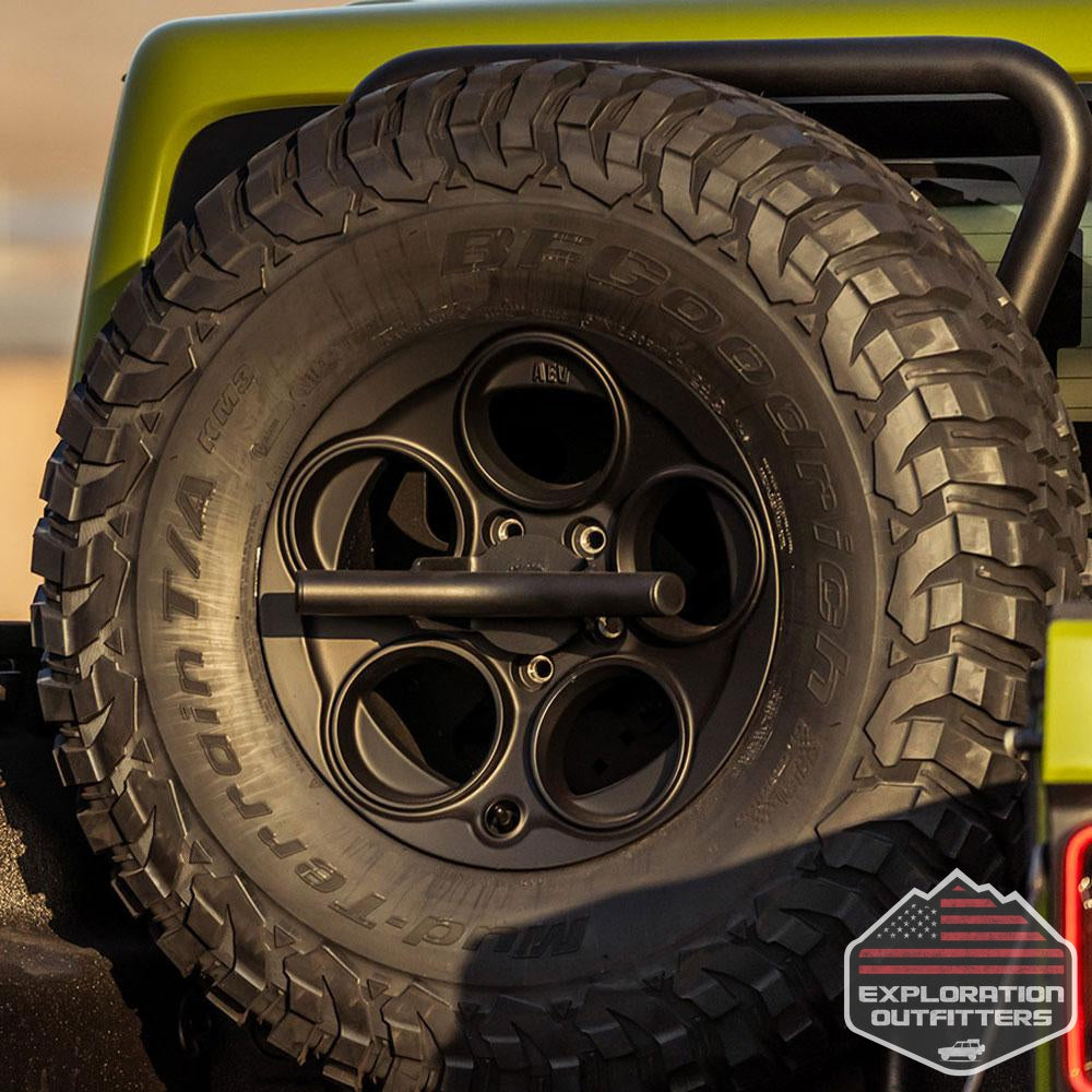 AEV Vertical Tire Mount - Explorationoutfitters.com