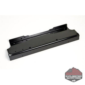 AEV Winch Mount - Jeep Wrangler - ExplorationOutfitters.com