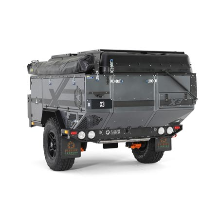 Patriot Campers X3 Graphite - Exploration Outfitters
