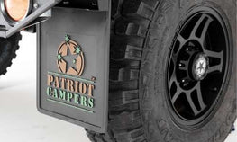 Tire Upgrade - Patriot Campers USA