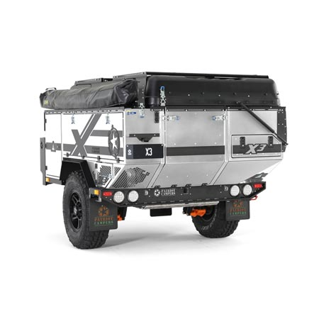 Patriot Campers X3 White - Exploration Outfitters