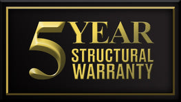 5 Year Structural Warranty - Patriot Campers USA