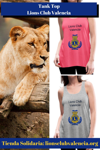 Tank Top Lions Club Valencia