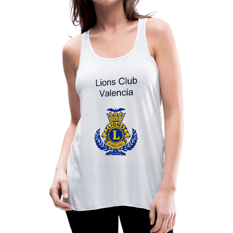 Tank Top Lions Club Valencia - white