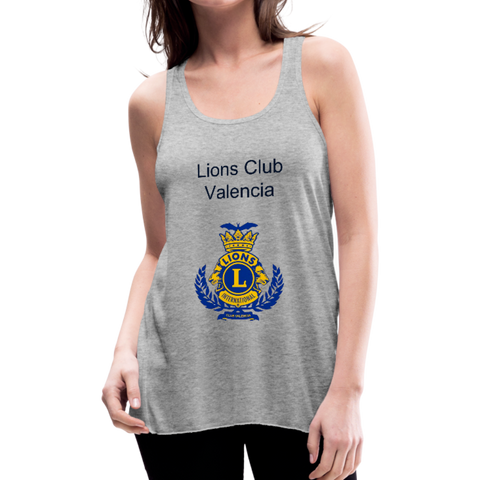 Tank Top Lions Club Valencia - heather gray