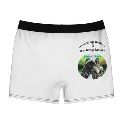 Starving Artists 2 Working Artists Men's Boxer Briefs