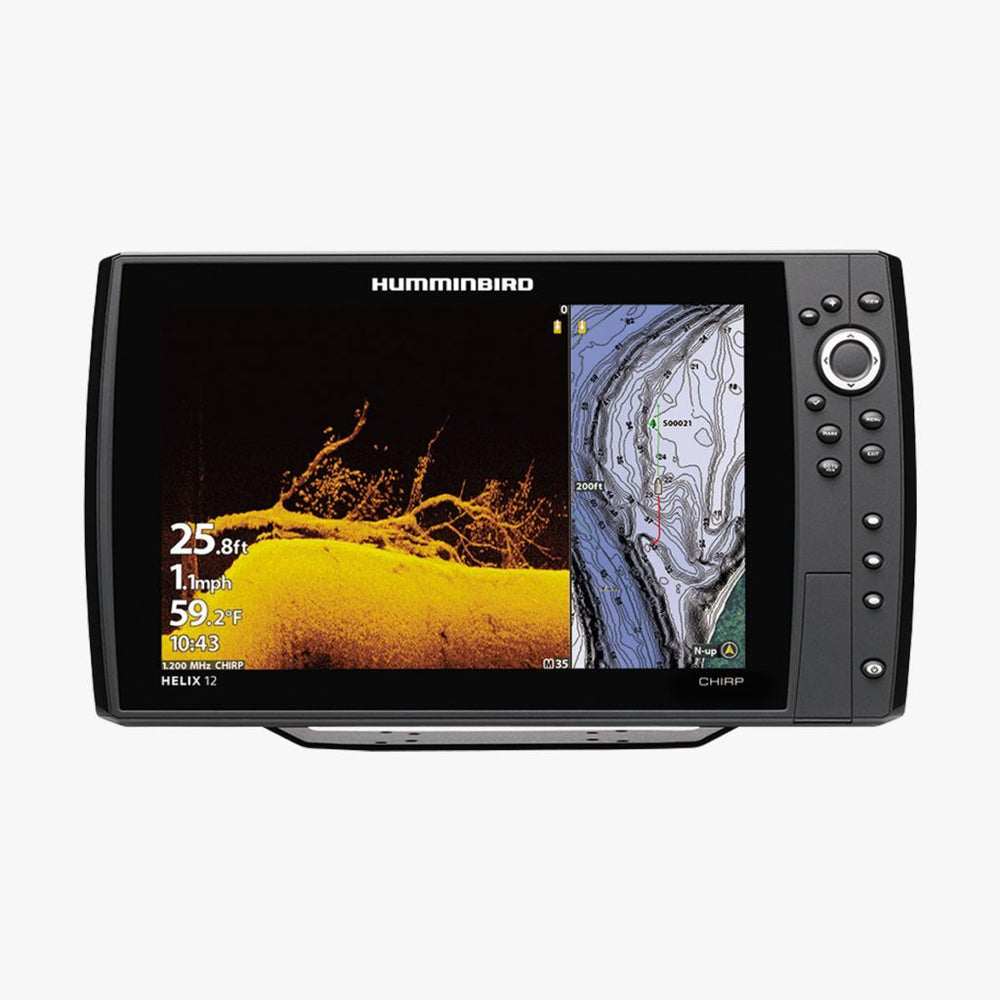 Load image into Gallery viewer, HUMMINBIRD - HELIX 12 CHIRP MEGA DI+ GPS With Navionics+ G3N