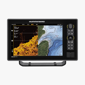 HUMMINBIRD - SOLIX 10 CHIRP MEGA DI+ GPS CHO G2 (Control Head Only)
