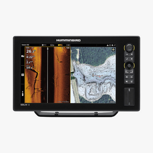 Load image into Gallery viewer, HUMMINBIRD - SOLIX 12 CHIRP MEGA SI+ GPS G2