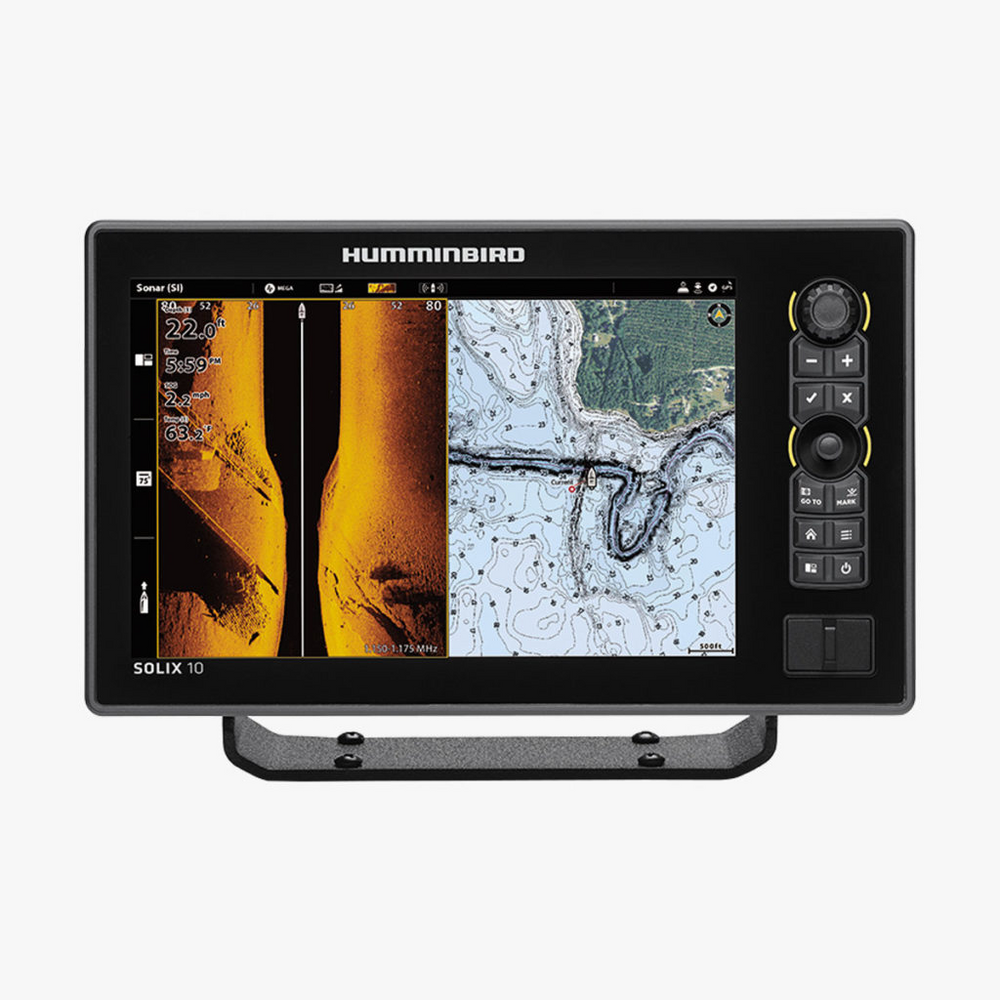 Load image into Gallery viewer, HUMMINBIRD - SOLIX 10 CHIRP MEGA SI+ GPS G2