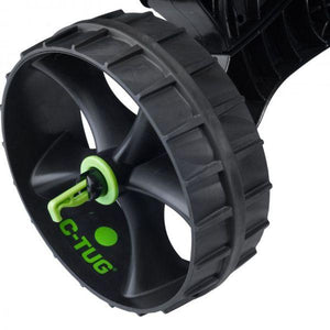 RAILBLAZA C-Tug Puncture-Free Kiwi Wheels (Pair)