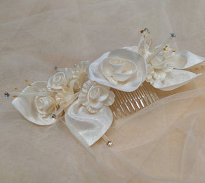 Fermaglio da sposa Art.TO257