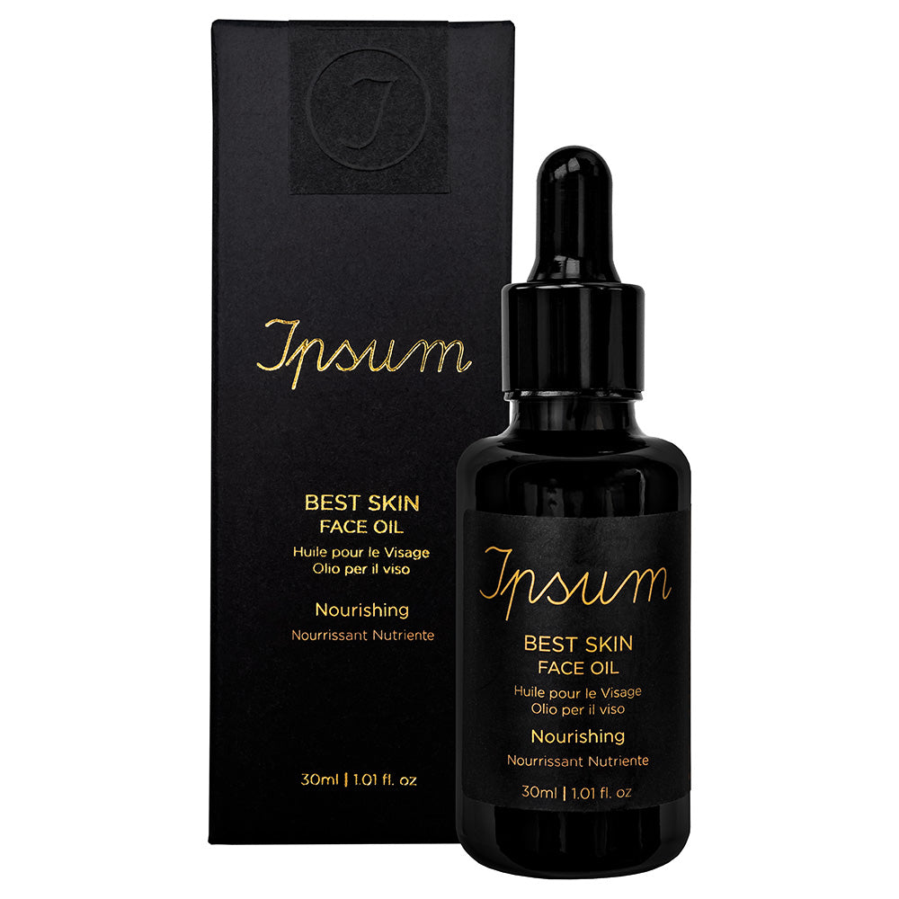 Ipsum Best Skin Nourishing Face Oil