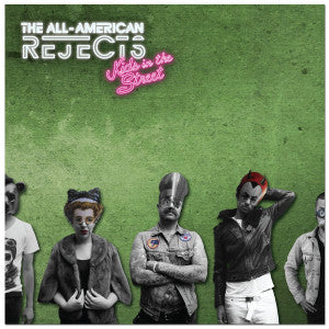 All-American Rejects - Kids In The Street CD