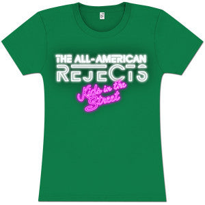 All-American Rejects Kids In The Street Babydoll