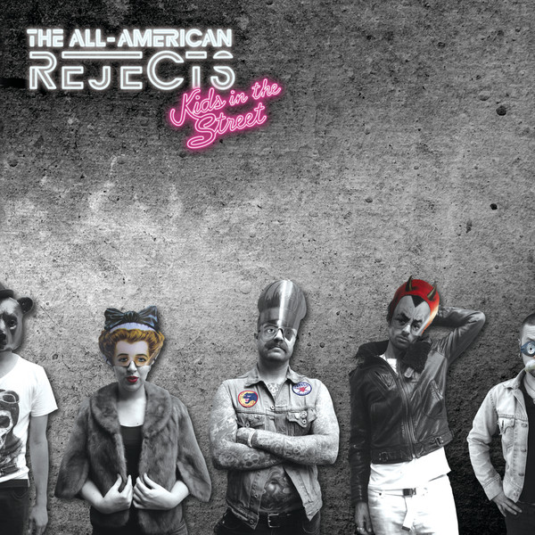 All-American Rejects Kids In The Street CD DELUXE EDITION