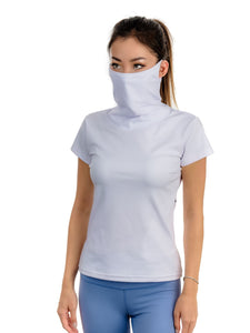 Women's AeonTech Short Sleeve Maskie