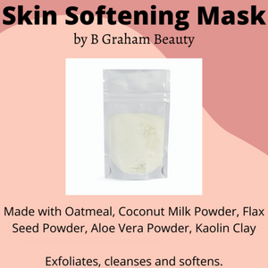 Skin Softening Clay Mask