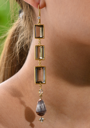 Contemporary Earrings Number Fifteen