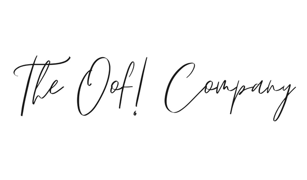 The Oof! Company Handwritten