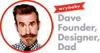 David sopp wrybaby funny onesies and baby bodysuits