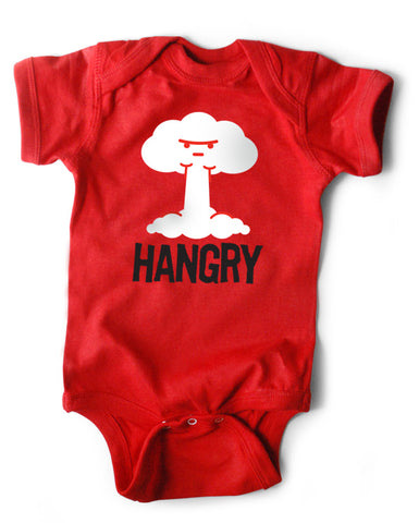 Hangry Snapsuit™