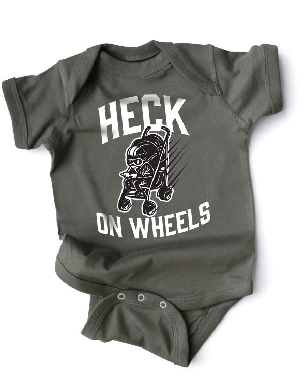 Baby Bodysuit | Heck On Wheels