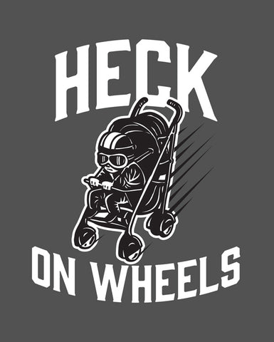 Heck On Wheels Snapsuit™