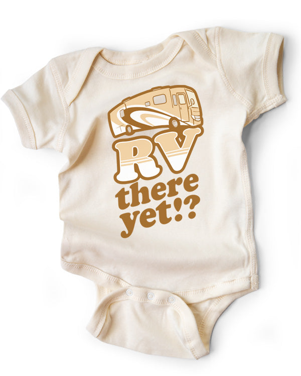 Baby Bodysuit | RV There Yet?