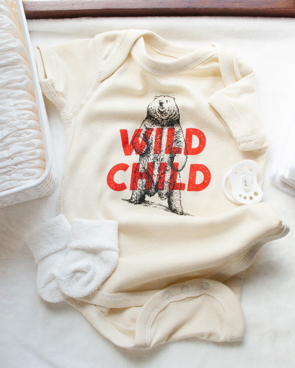 Baby Bodysuit | Wild Child