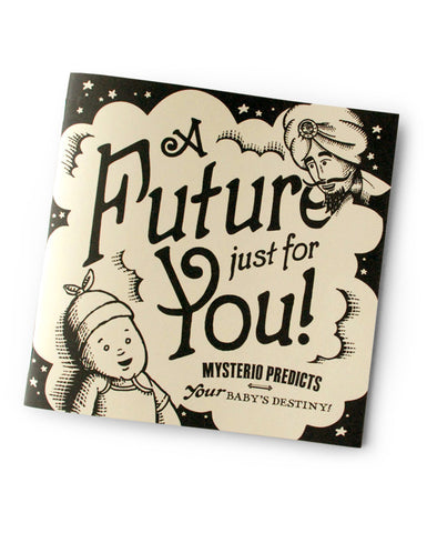 A Future Just for You! Mysterio Predicts your Baby's Destiny!