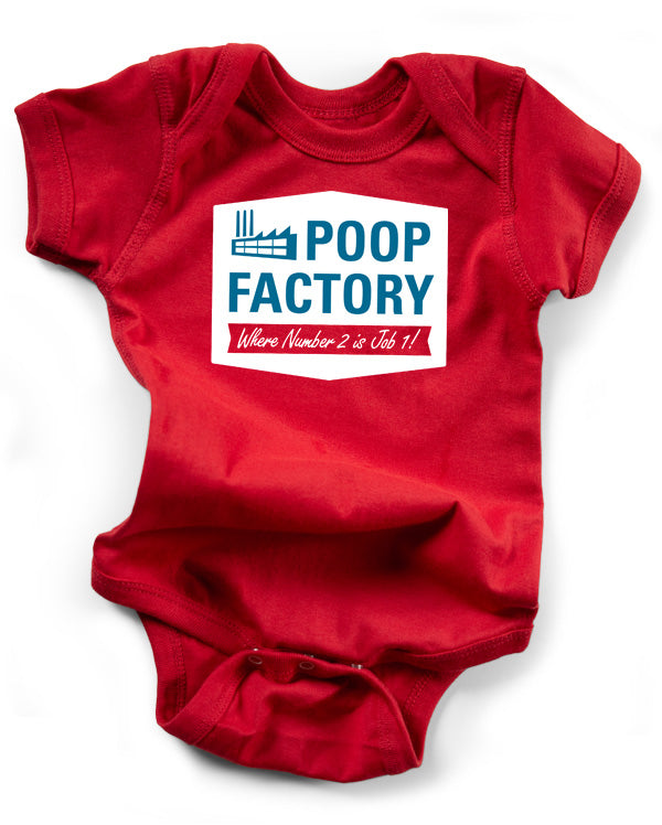 DIY Printable | Poop Factory