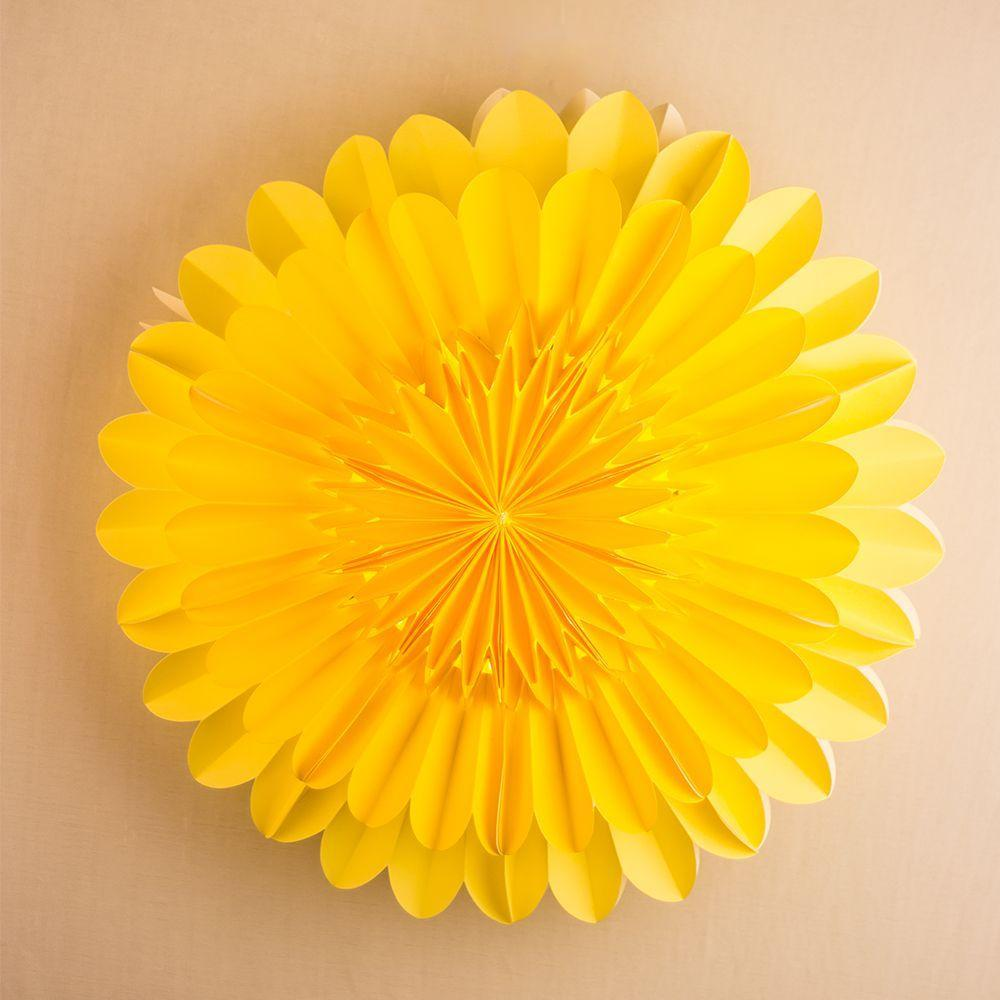 Premium Handcrafted Paper Flower Lights