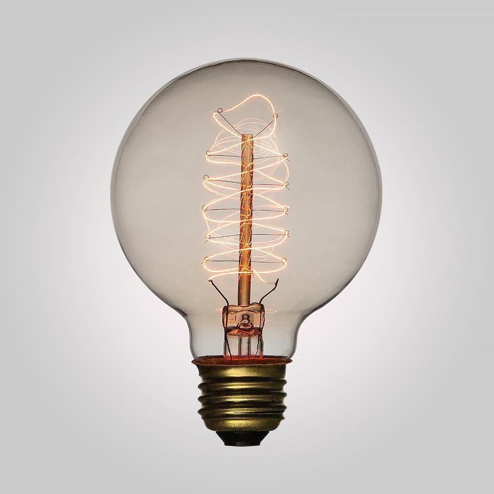 Incandescent G-Style Light Bulbs (G40 G50 G80 Globe Light Bulbs)