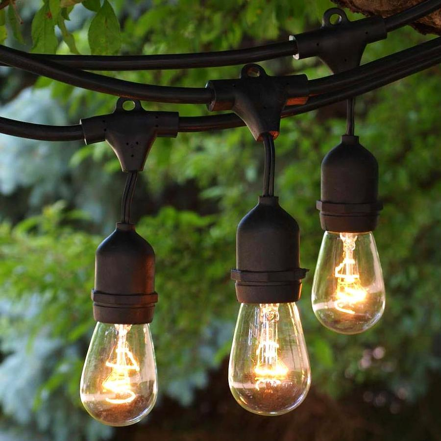 Weatherproof Heavy Duty String Lights