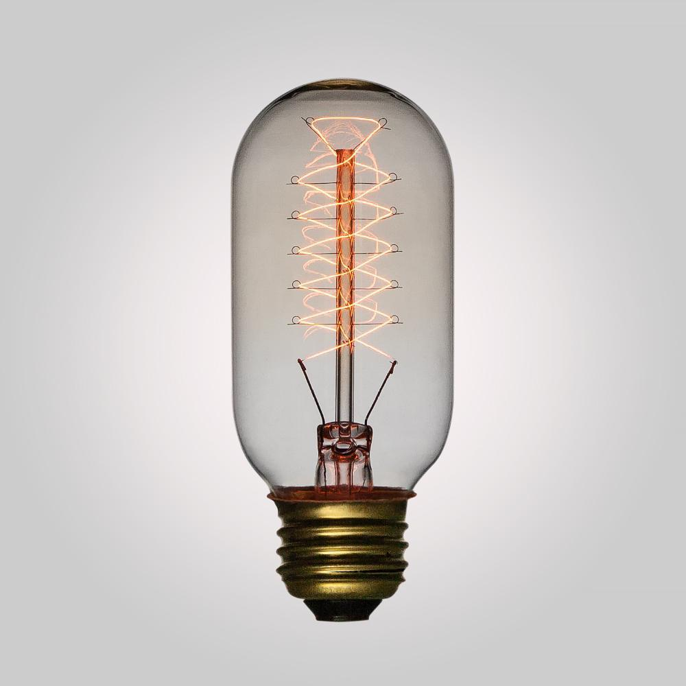 Incandescent T-Style Light Bulbs (Tube Torpedo)