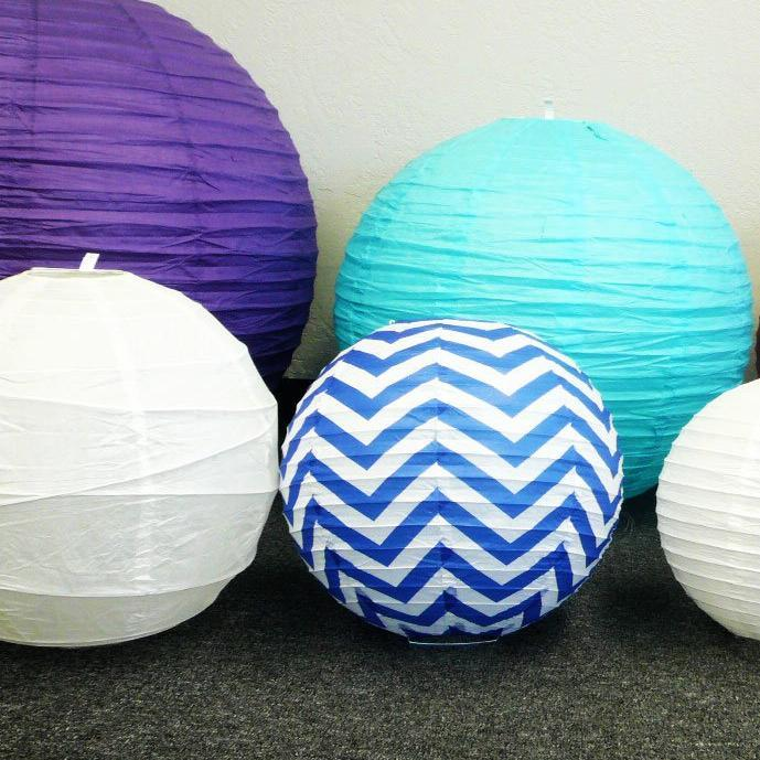 Shop Lanterns by Size