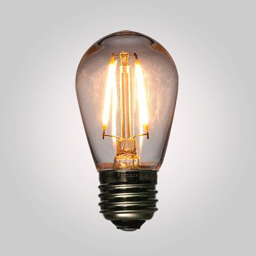 LED Shatterproof Light Bulbs Plastic