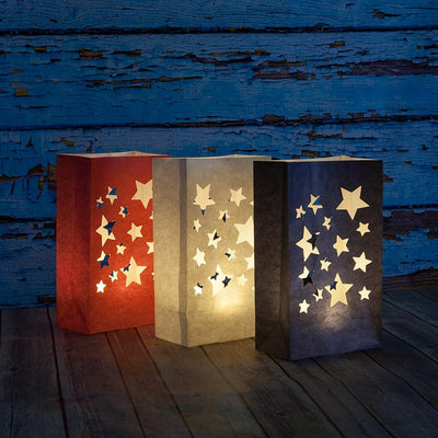 Fantado MoonBright™ 12-LED Super Bright Cube Light For Lanterns, Cool White (Battery Powered) - AsianImportStore.com - B2B Wholesale Lighting and Decor