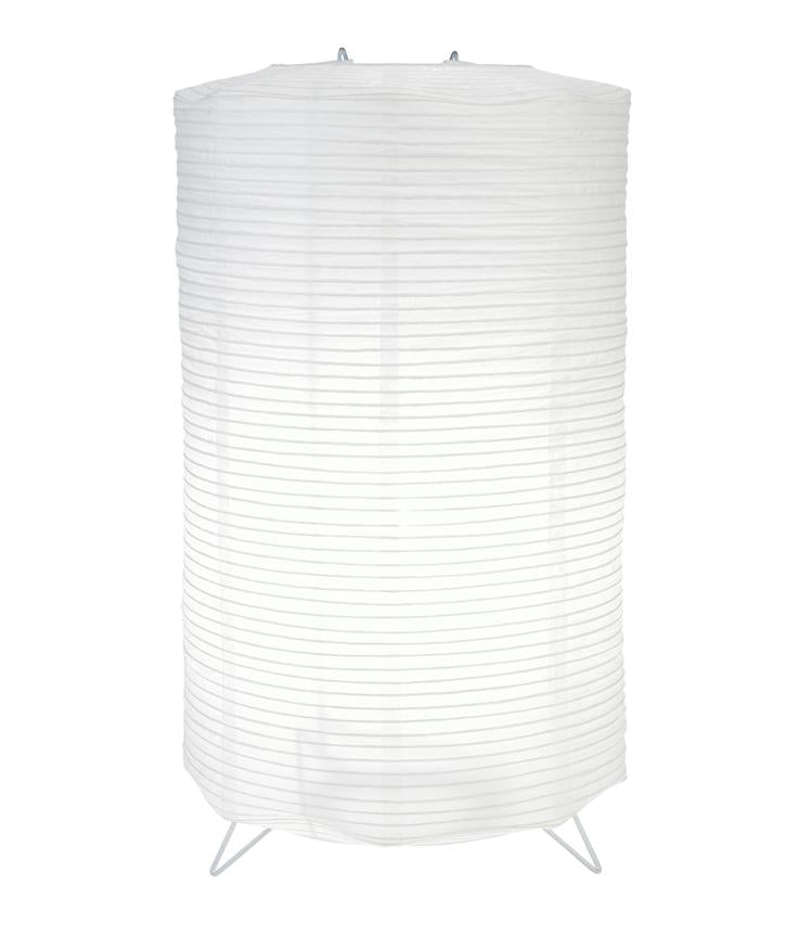 Cylinder Centerpiece Candle Lantern with Fine Lines