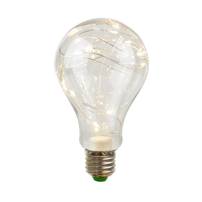 BLOWOUT LED Fairy A80 A-Style Edison Shatterproof Light Bulb, E26, 3W(25W Equivalent)