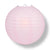 "30"" Pink Jumbo Round Paper Lantern, Even Ribbing, Chinese Hanging Wedding & Party Decoration - AsianImportStore.com - B2B Wholesale Lighting and Decor"
