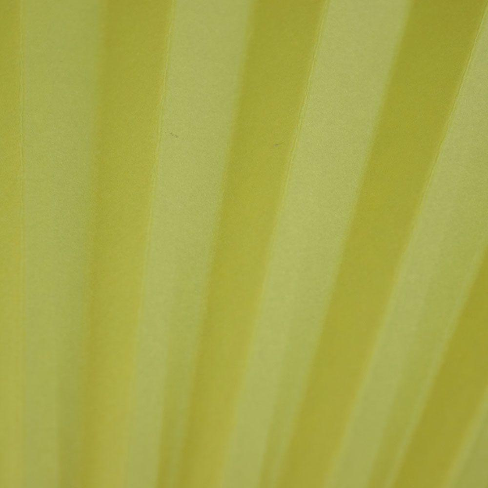 "BLOWOUT 9"" Chartreuse Paper Hand Fans for Weddings, Premium Paper Stock (10 Pack)"