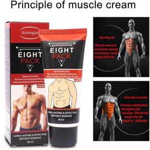 Gymnistar™ Eight Pack Power Muscle Cream