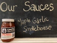 Load image into Gallery viewer, Pint of Maple Garlic Smokehouse BBQ